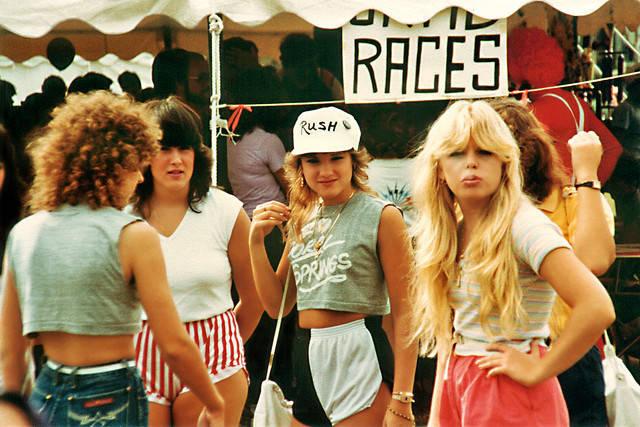 Girls Rush Hat