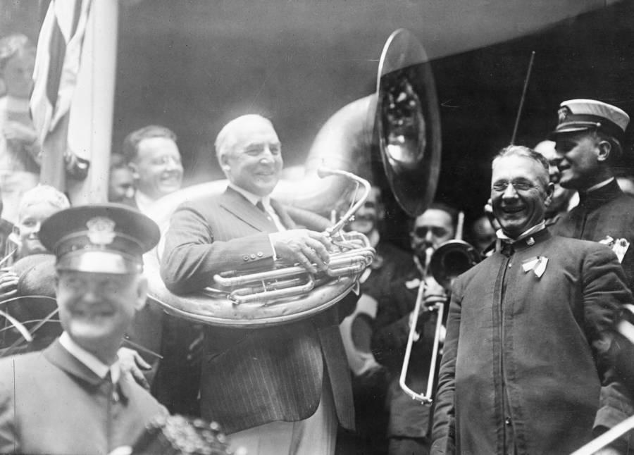 Harding Tuba