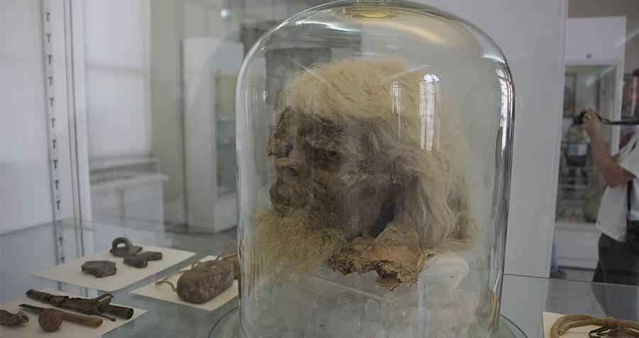 Saltmen Mummies