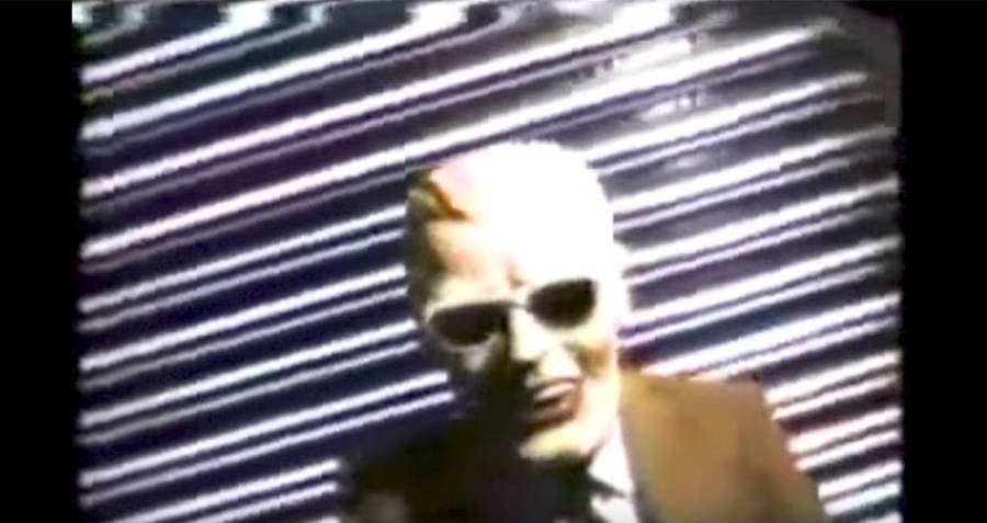 Max Headroom Hack