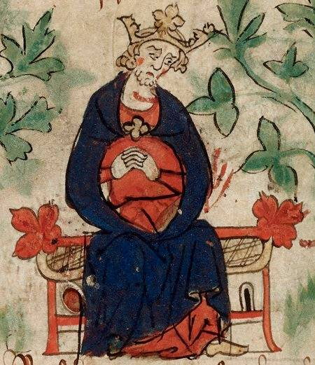 Henry I England painting