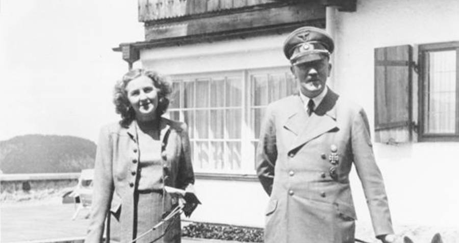 Hitler Family Adolf Hitler And Eva Braun
