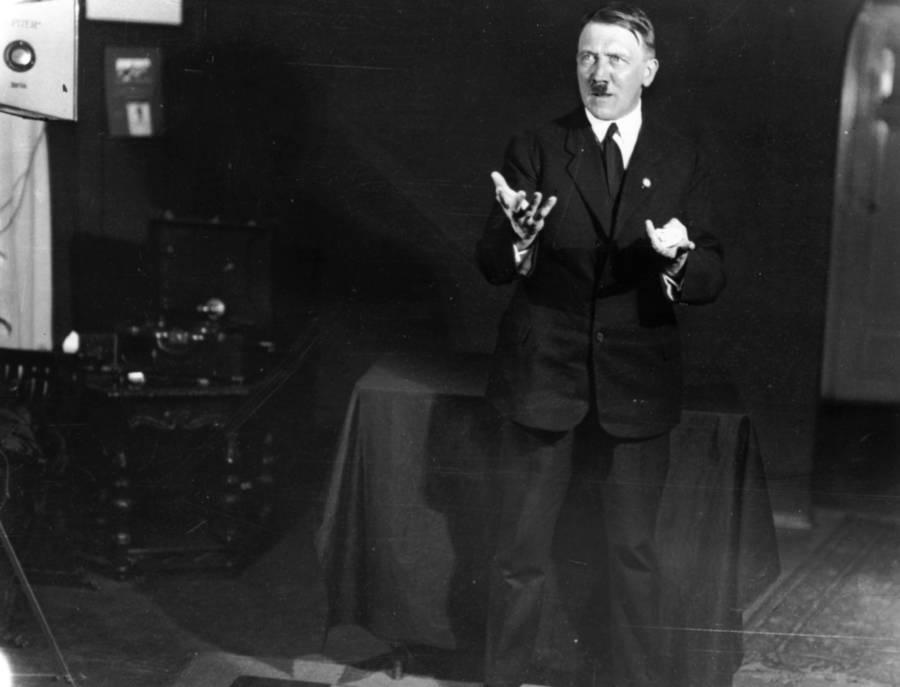 Hitler Questioning