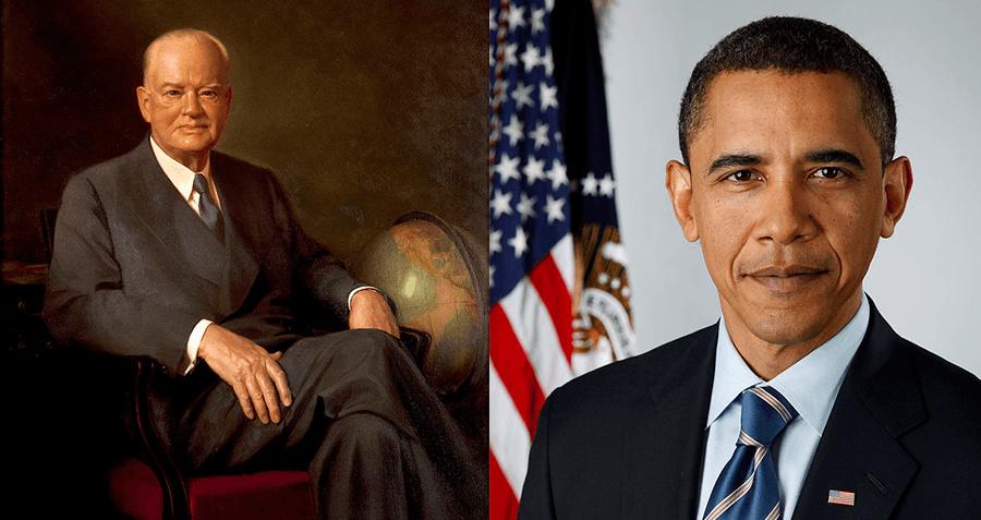 Hoover Obama