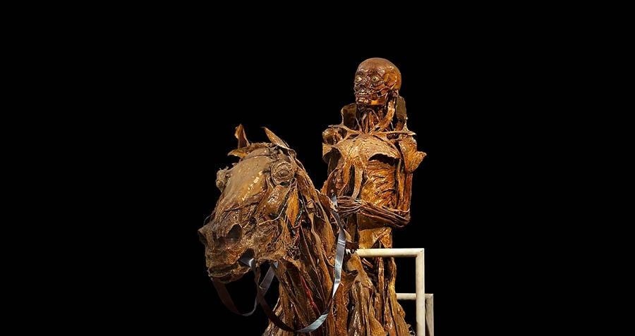 Musee Fragonard Horseman
