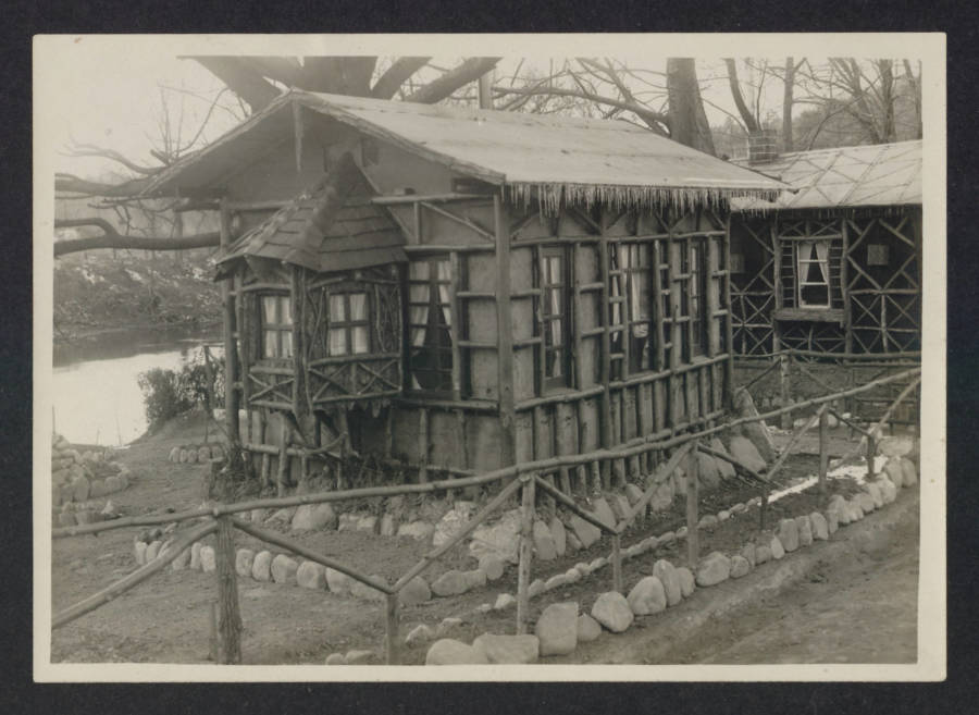 Hot Springs Internment Camp