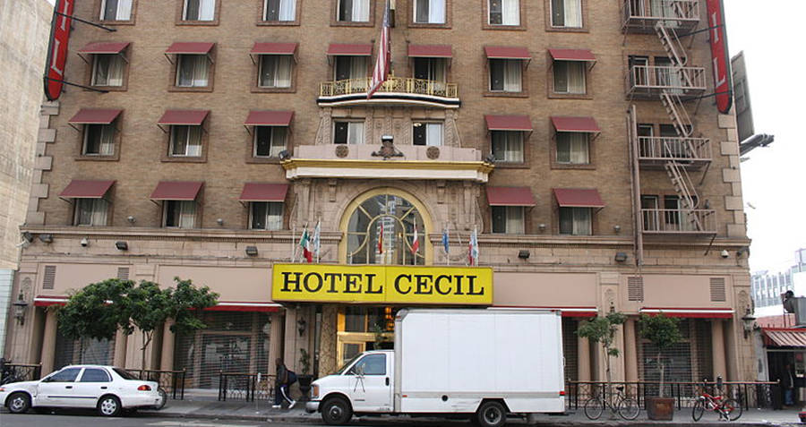 Cecil Hotel In Los Angeles
