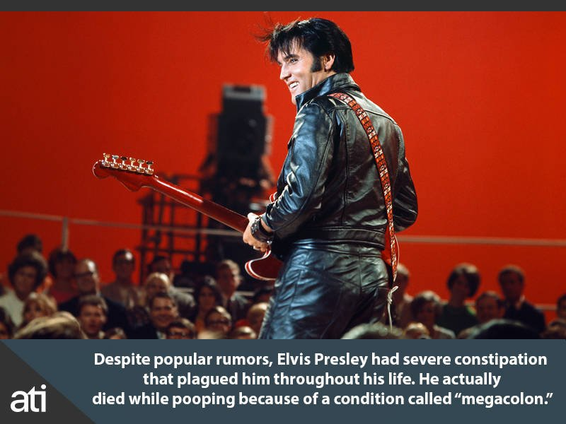 How Elvis Died