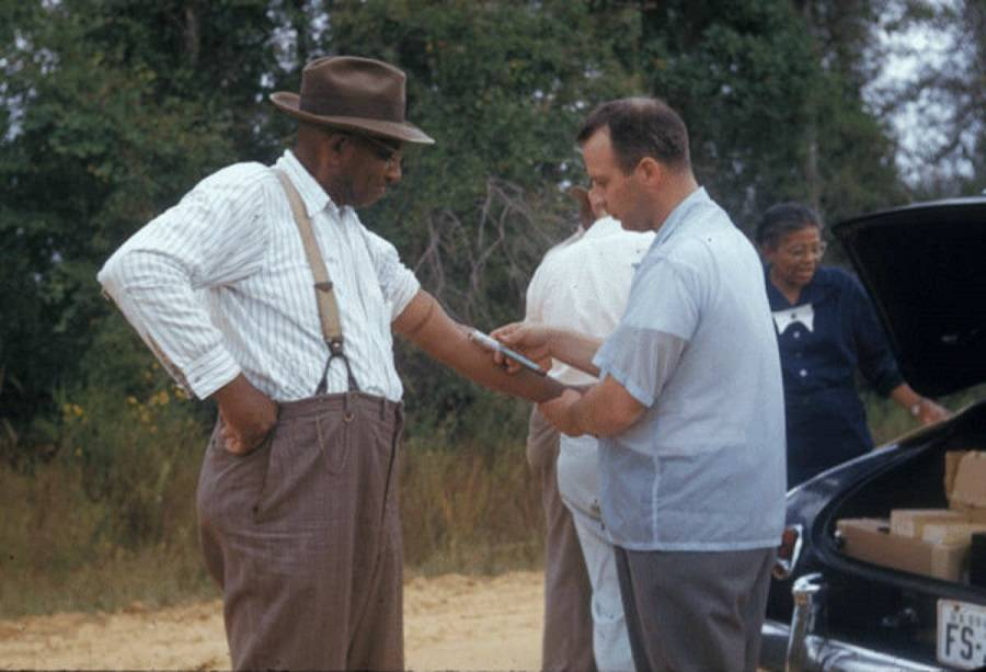Tuskegee Syphilis Experiment