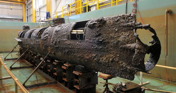 Life Inside The Civil War's Deadliest Submarine, Which Vanished For More Than A Century