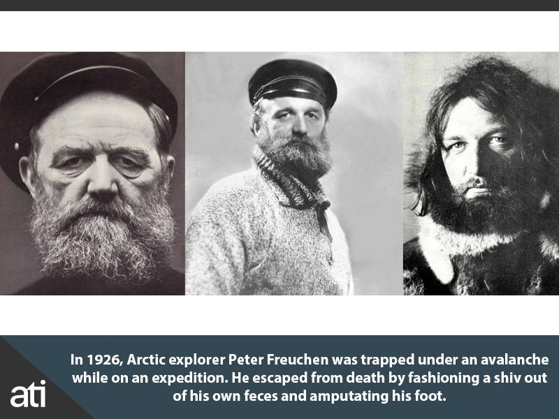Interesting History Facts Arctic Explorer