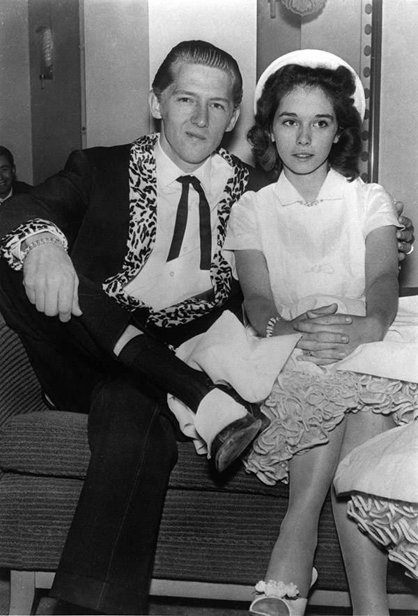 Jerry Lee Lewis And His Bride