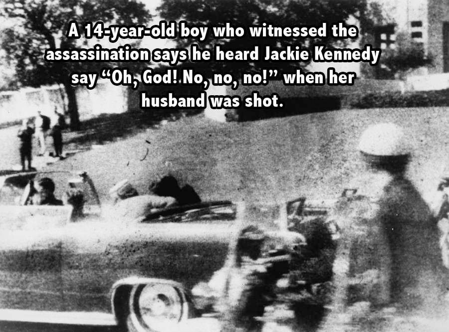 Jfk Assassination Facts After