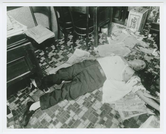 Joseph Rosen's Body