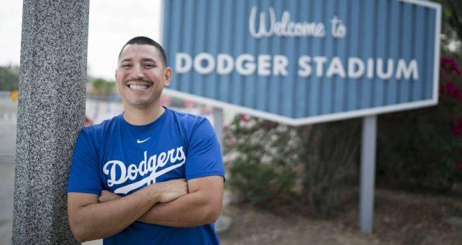 Juan Catalan Dodgers