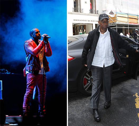 Kanye Ray West