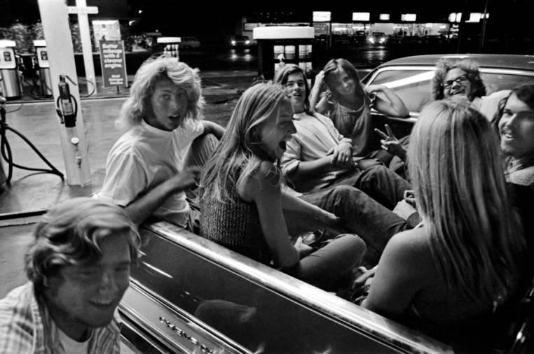 Kids Cruising Van Nuys