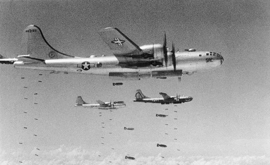 Korean War Plane