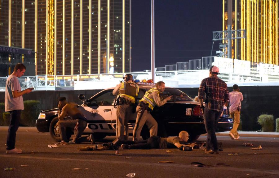 Las Vegas Shooting Cops