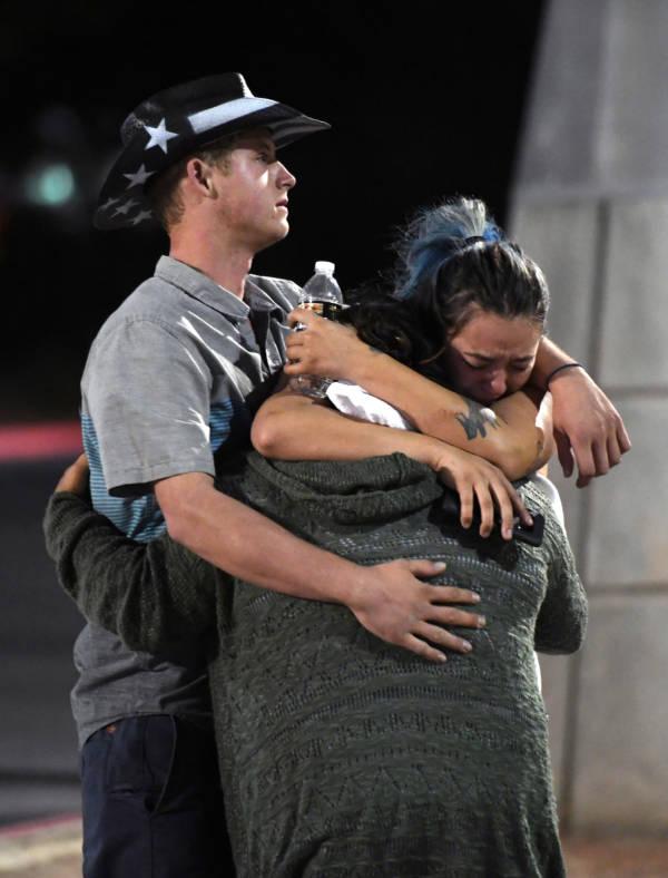 Las Vegas Shooting Survivors
