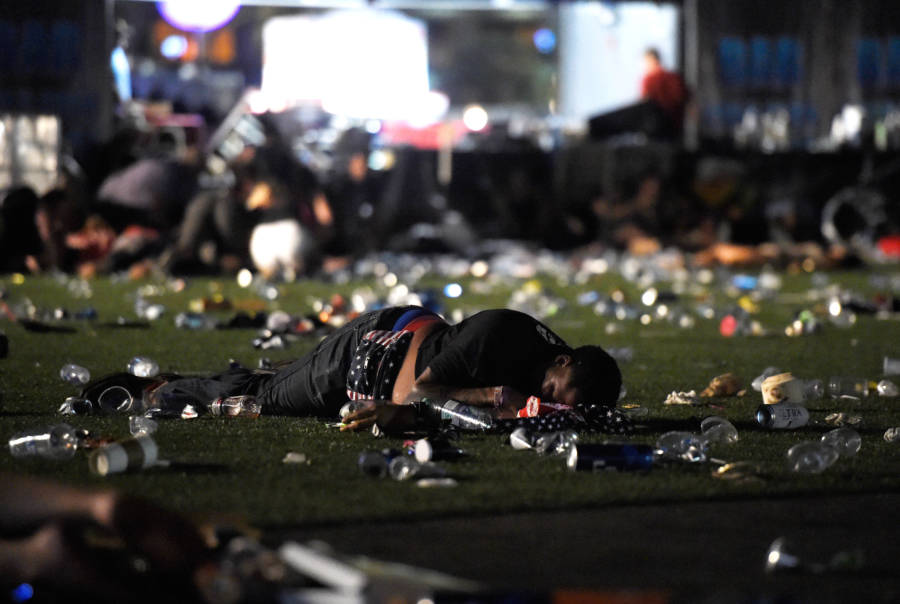 Las Vegas Shooting Victim