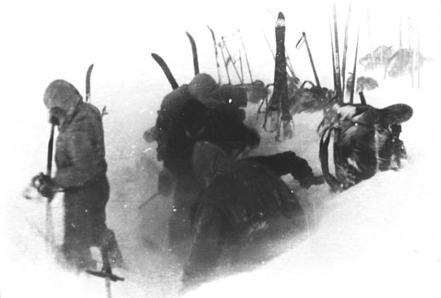 Last Photo Of Dyatlov Pass Hikers