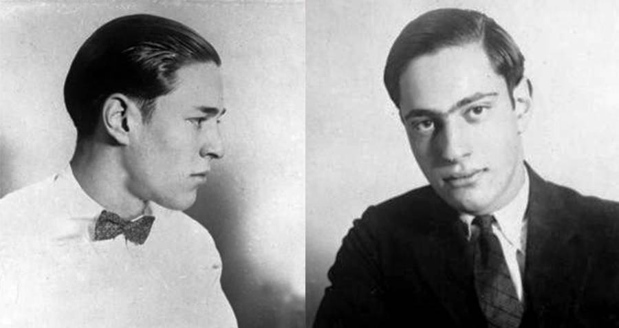 Leopold And Loeb Portrait
