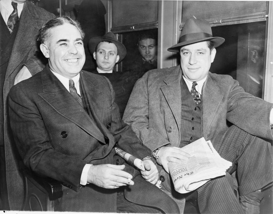 Louis Capone And Emanuel Weiss