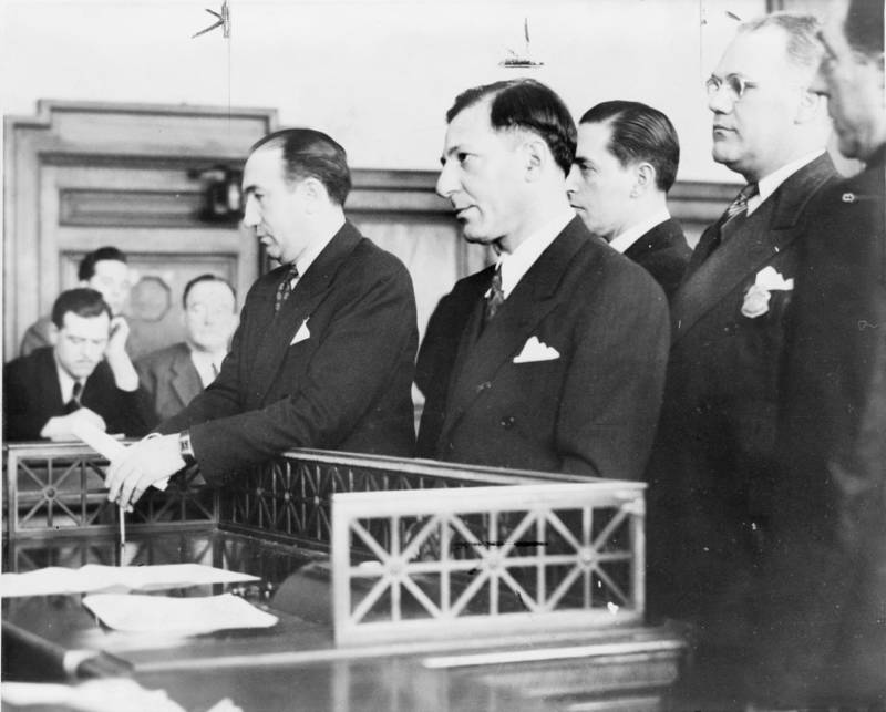Louis Lepke Buchalter Sentencing