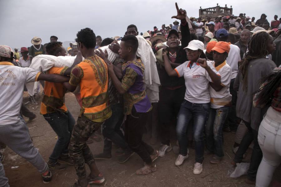 Madagascar Dancing Dead