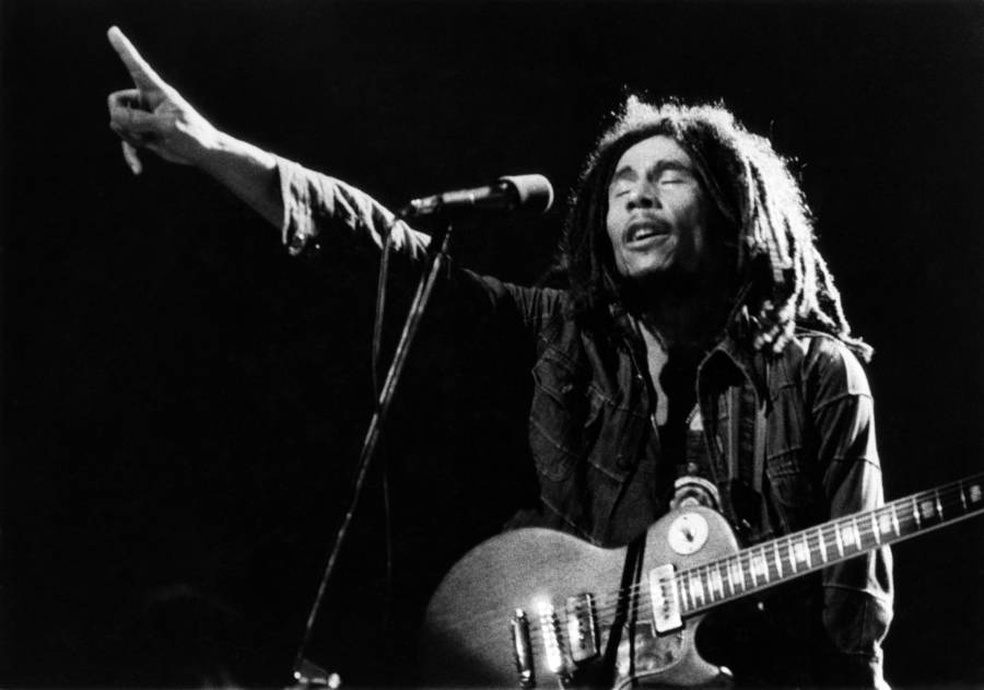 Marley Pointing Finger