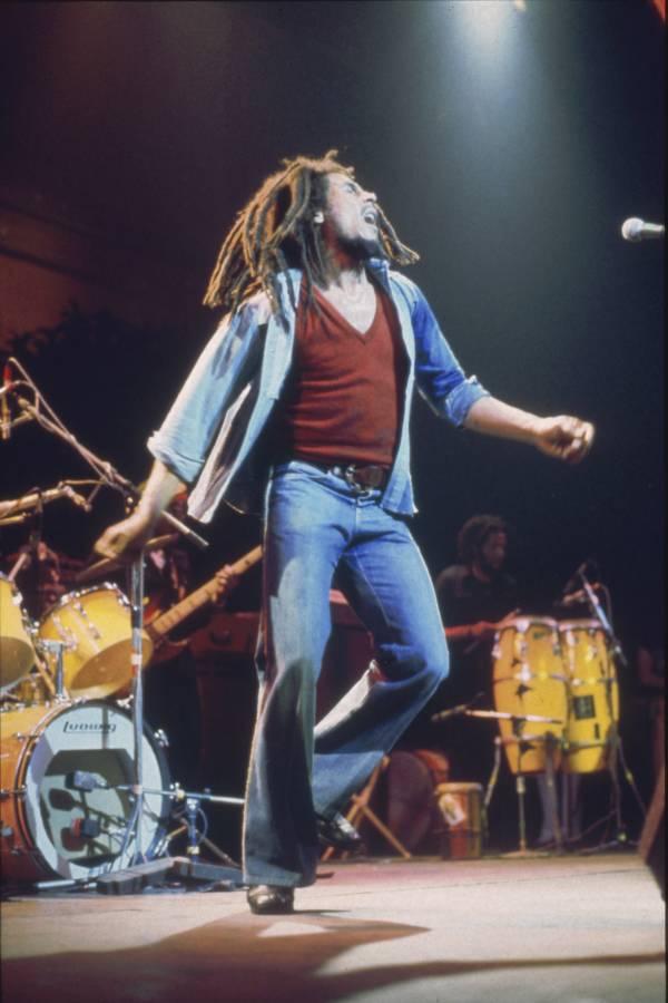 Marley Dancing Live