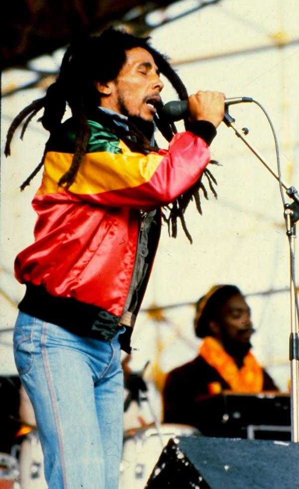 Marley In Spain