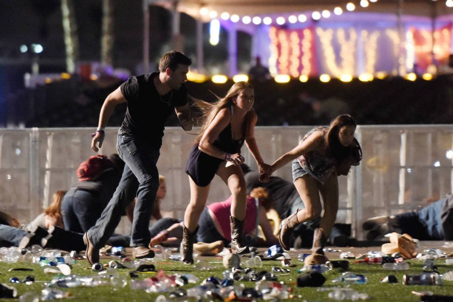Mass Shooting Las Vegas