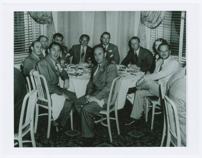 Meyer Lansky And Lucky Luciano