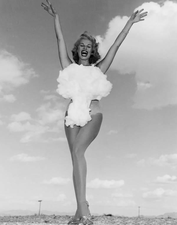 Miss Atomic Bomb Beauty