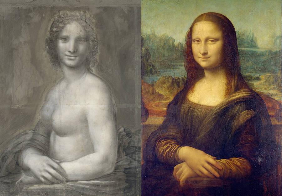 Monna Vanna Mona Lisa
