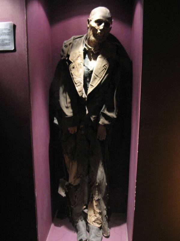 Mummies Guanajuato