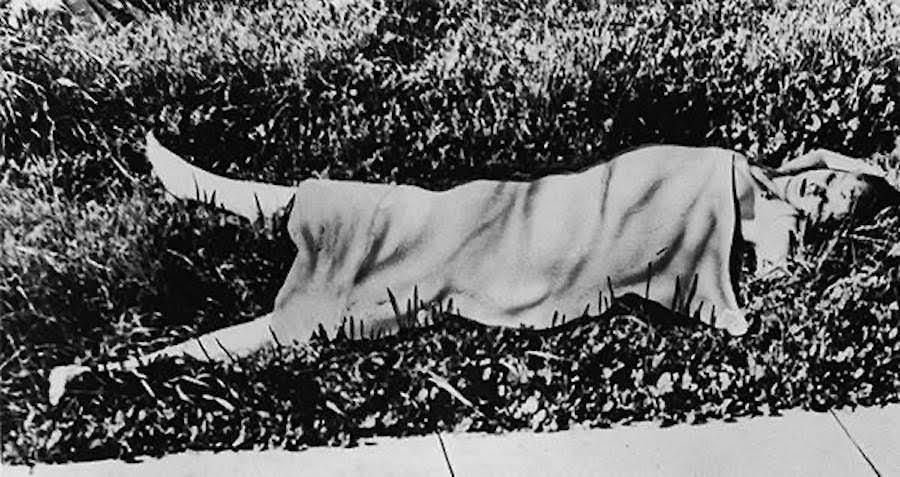 Kasus Pembunuhan Black Dahlia