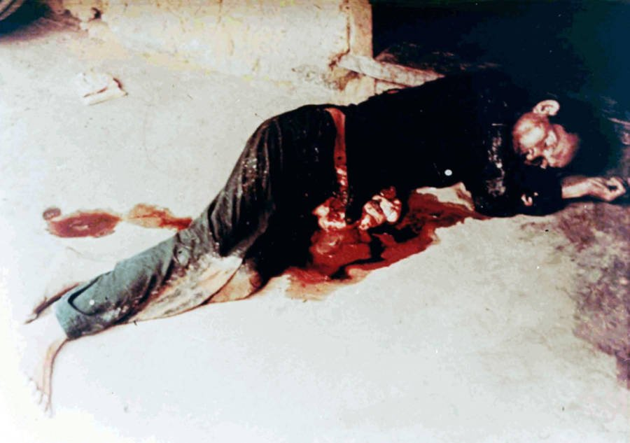 My Lai Dead Man