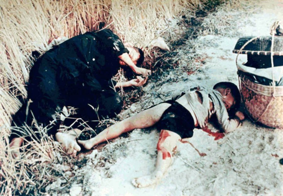 My Lai Massacre Photos Of Victims
