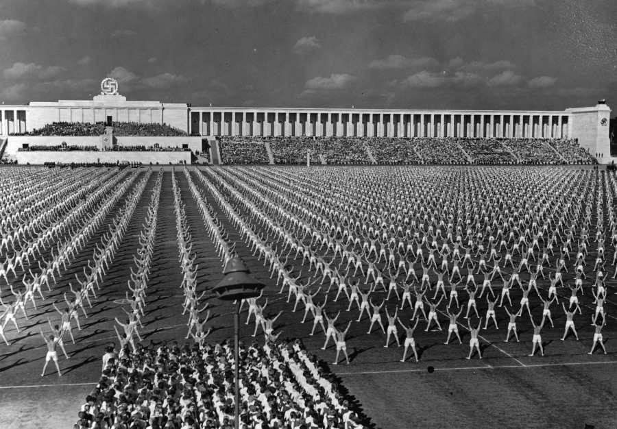 Nazi Party Gymnastics