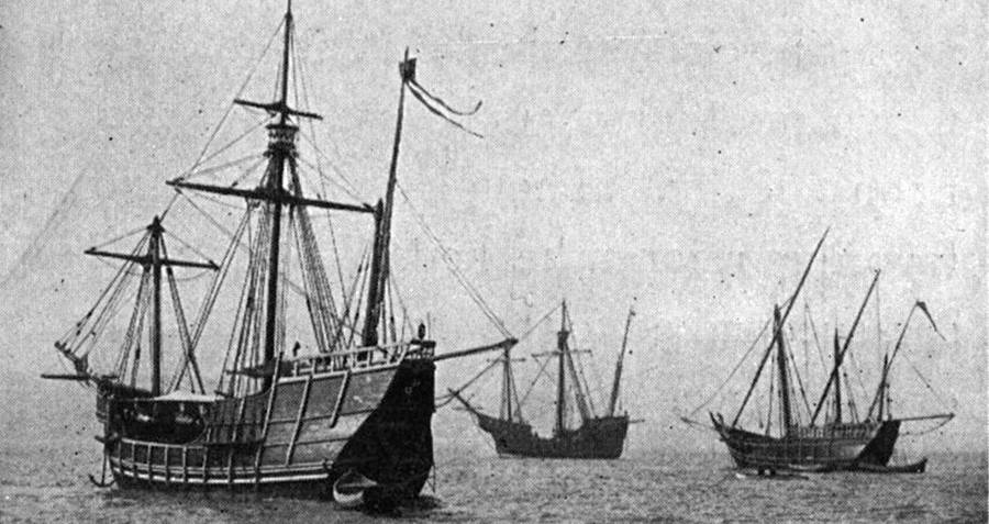 Facts About Christopher Columbus' Ships