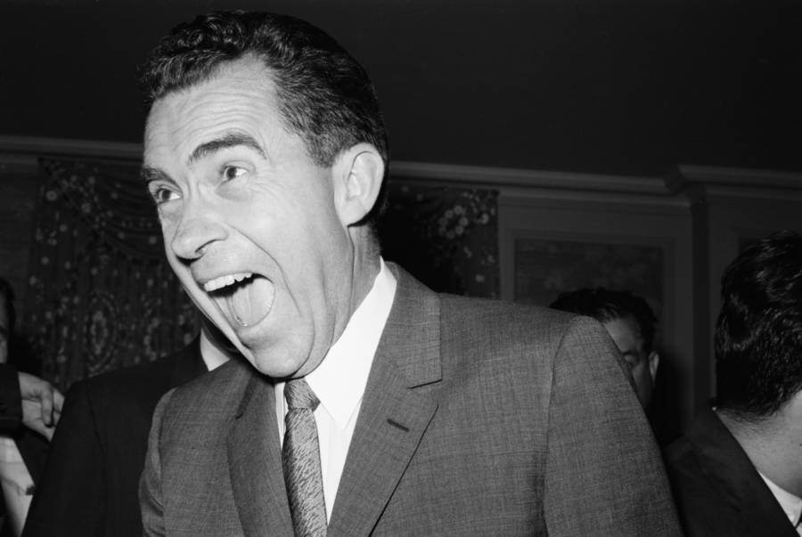 Nixon Face