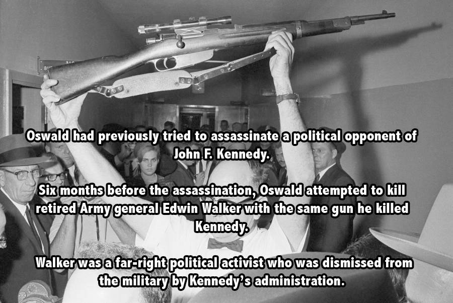 Oswald Gun Facts