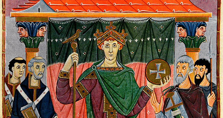 Holy Roman Emperor Otto III