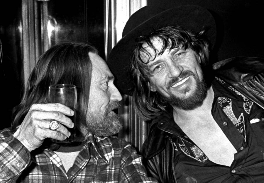Outlaw Country Willie Waylon