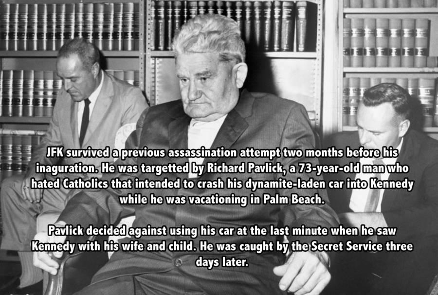 Pavlick Assassination