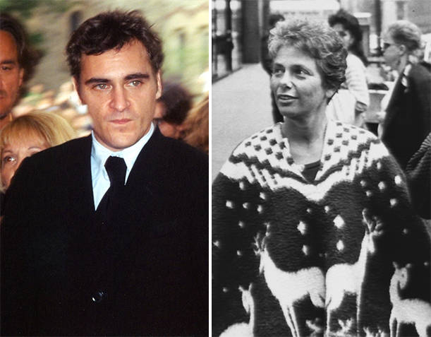 Joaquin Phoenix family