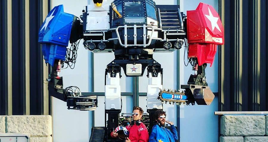 Pilots Robot